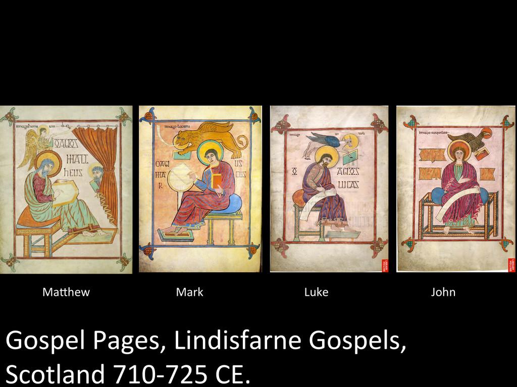 MaWhew  Luke  Mark  John  Gospel ...
