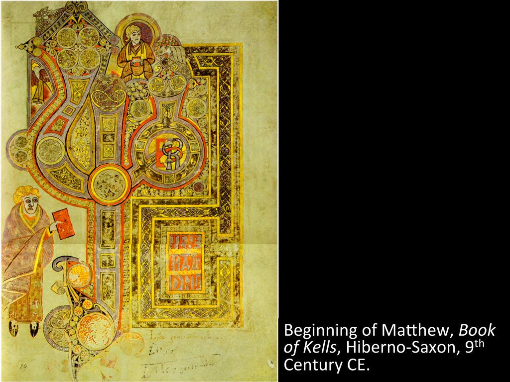 Beginning of MaWhew, Book  of Ke...