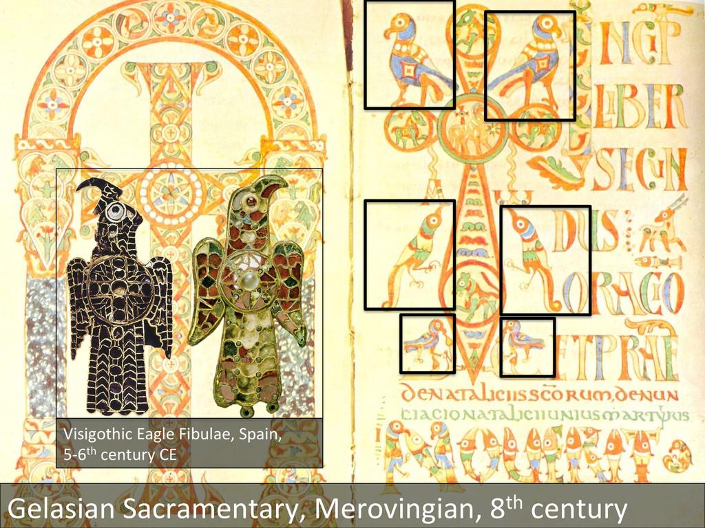 Gelasian Sacramentary, Merovingian, 8t...