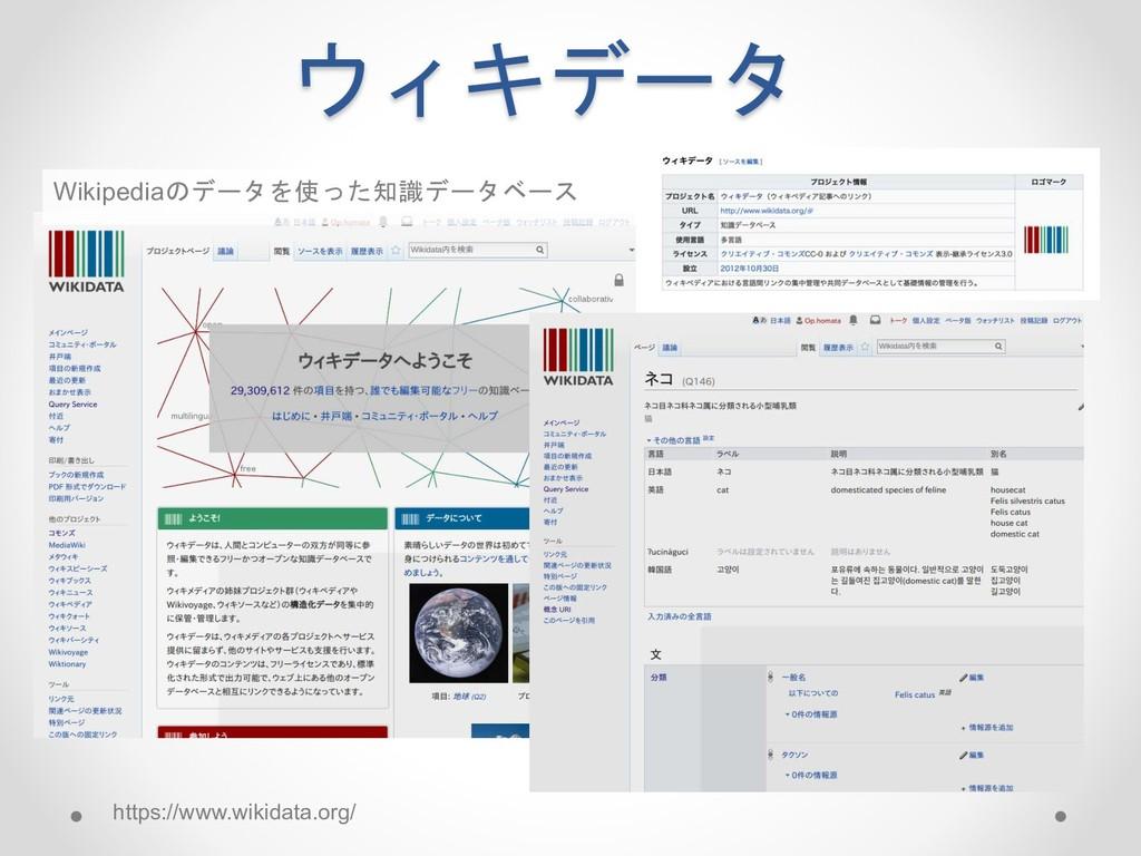 https://www.wikidata.org/ Wikipedia   ...