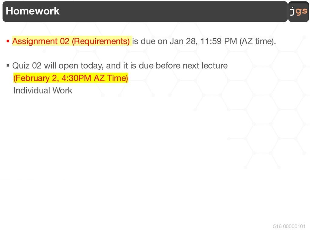 jgs 516 00000101 Homework § Assignment 02 (Requ...