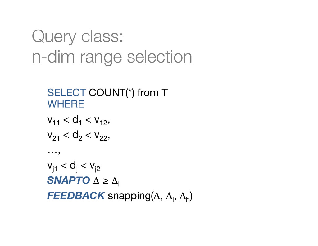 SELECT COUNT(*) from T