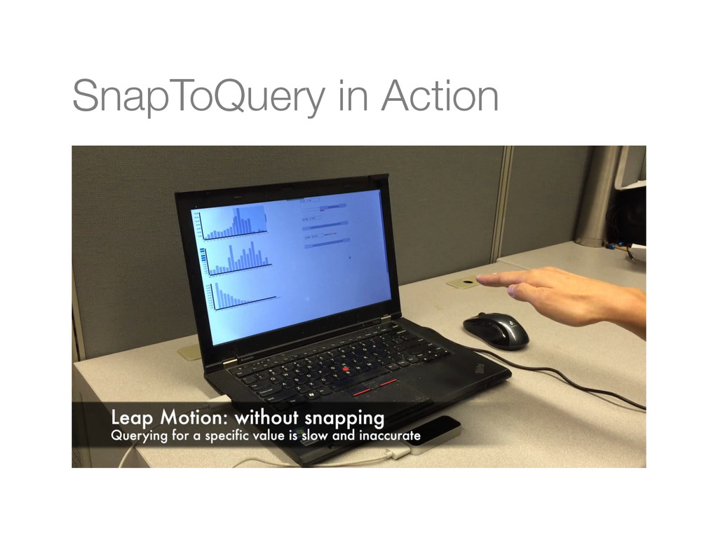 SnapToQuery in Action