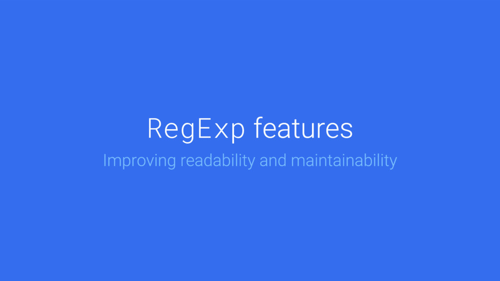 [@bmeurer, @mathias].join(@v8js) RegExp