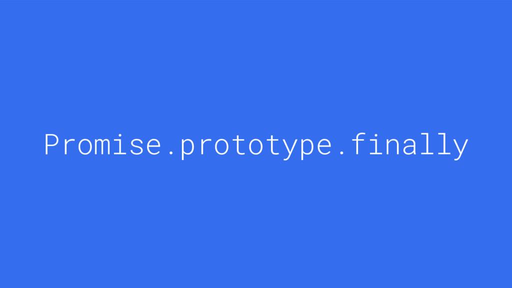 [@bmeurer, @mathias].join(@v8js) Promise.protot...