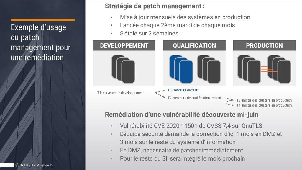 Exemple d'usage du patch management pour une re...