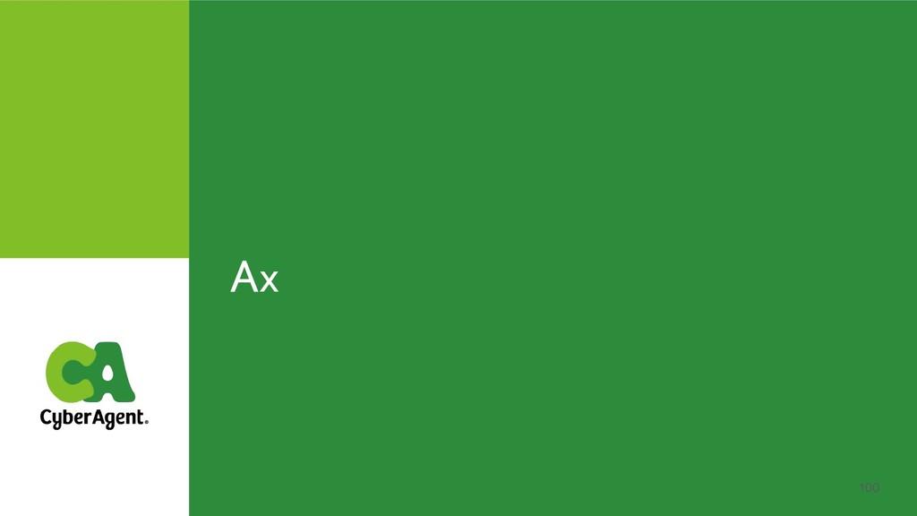 Ax 100