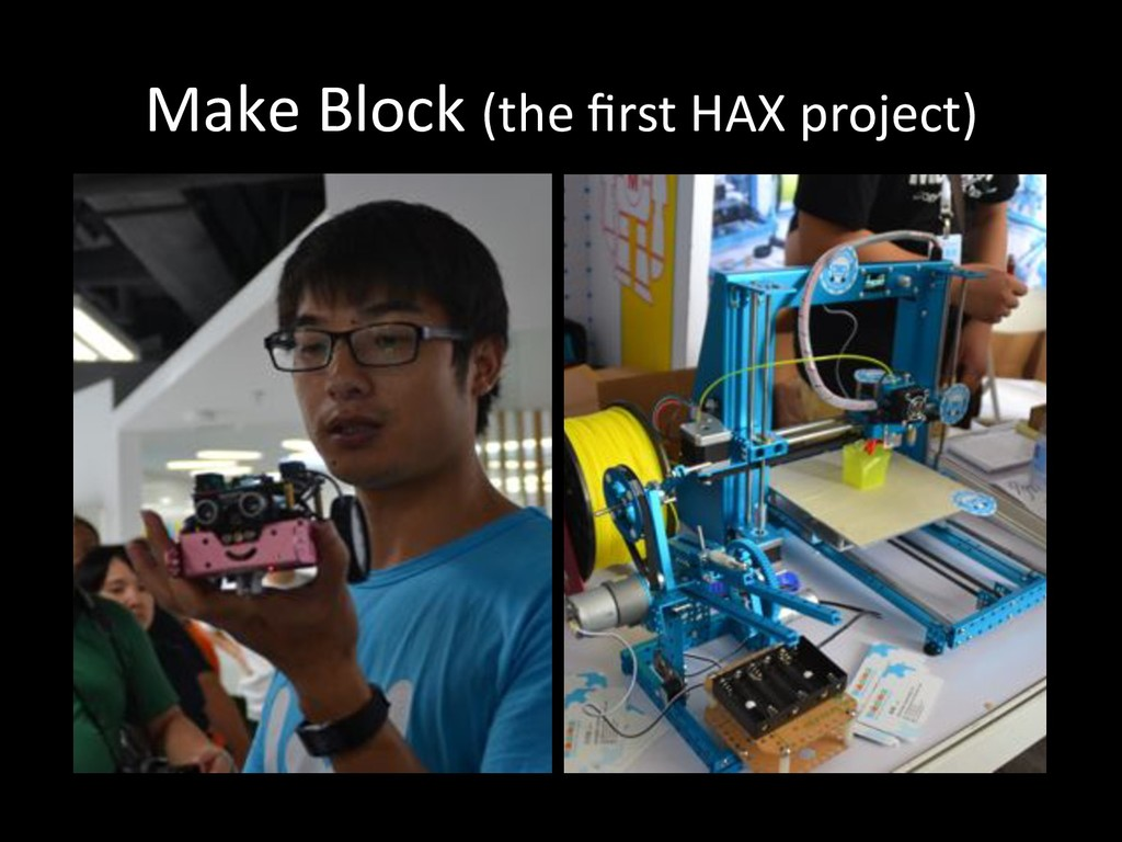 Make#Block#(the#first#HAX#project)