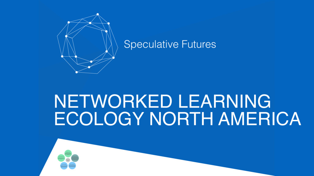 NETWORKED LEARNING ECOLOGY NORTH AMERICA Specul...