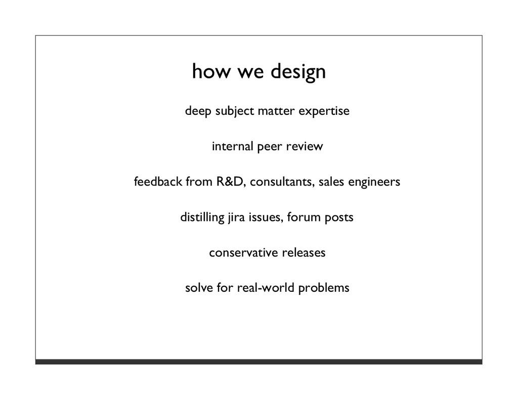 how we design deep subject matter expertise int...