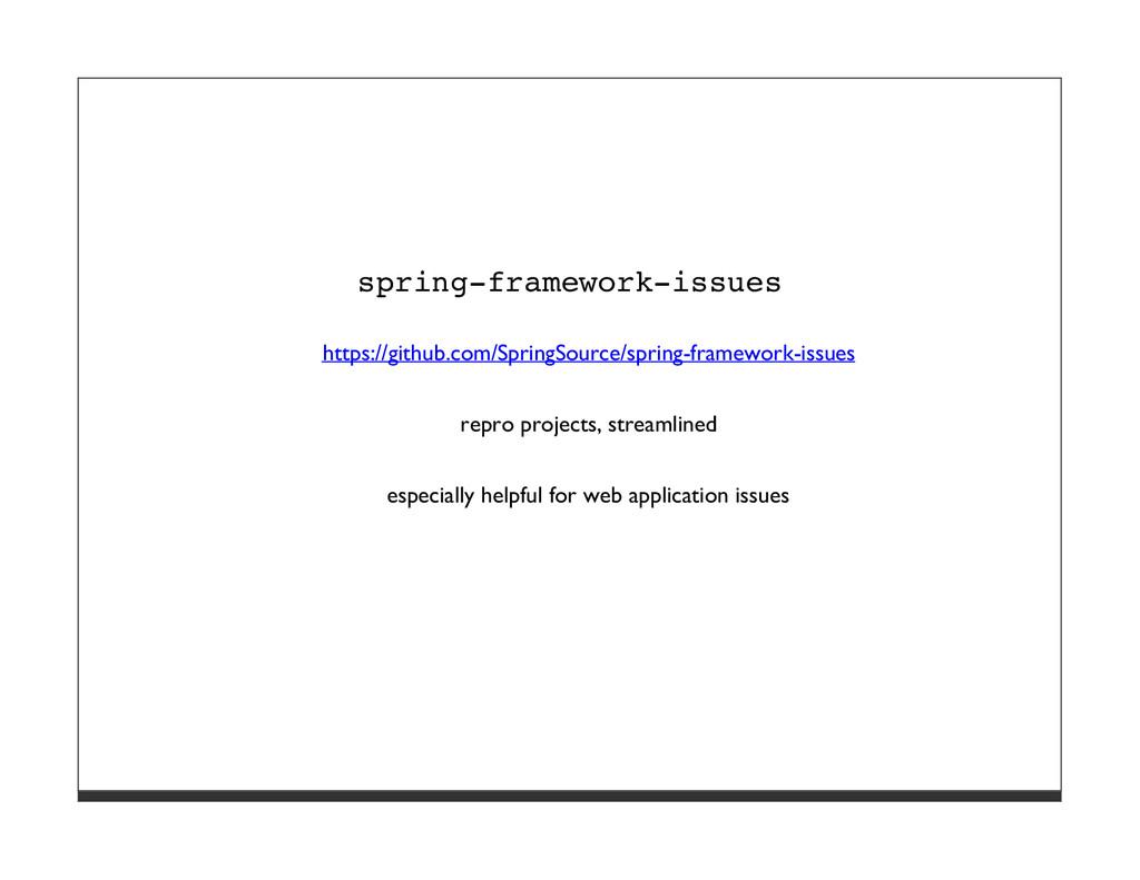 spring-framework-issues https://github.com/Spri...
