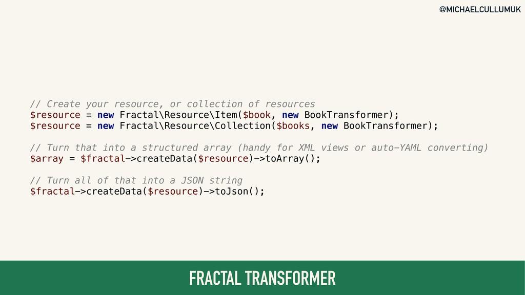 @MICHAELCULLUMUK FRACTAL TRANSFORMER // Create ...