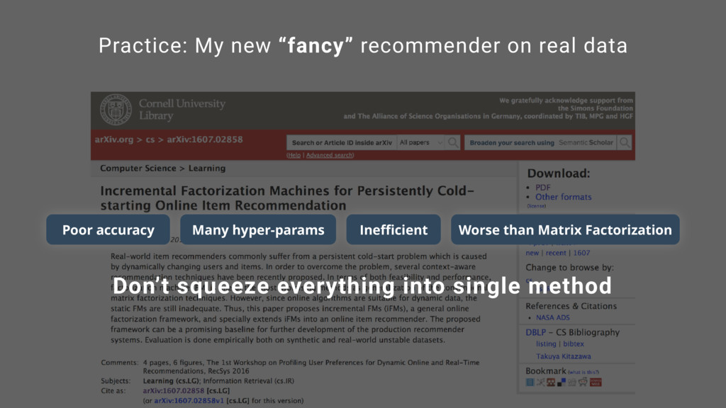"""Practice: My new """"fancy"""" recommender on real da..."""