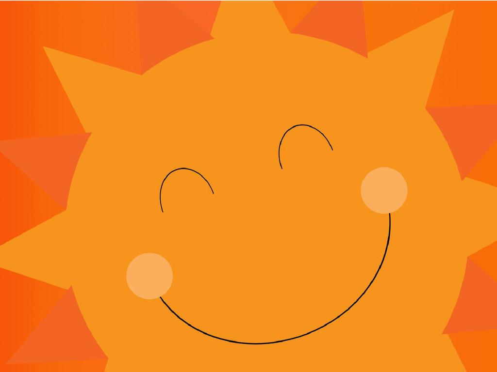 картинка с солнышком