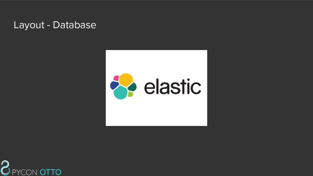 Layout - Database