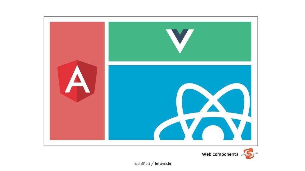@duffleit leitner.io Web Components