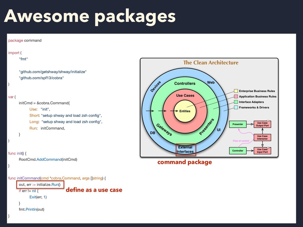 """Awesome packages package command  import (  """"fm..."""