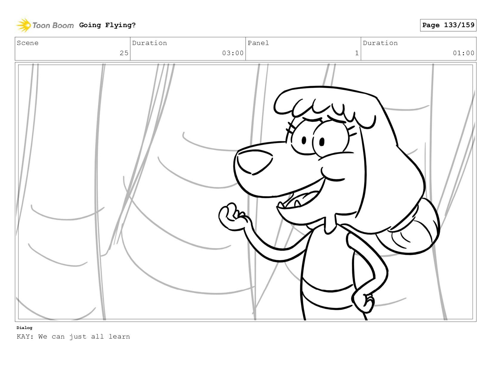 Scene 26 Duration 15:09 Panel 2 Duration 01:00 ...