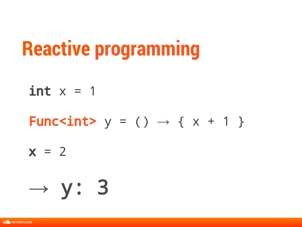 Reactive programming title, date, 01 of 10 int ...