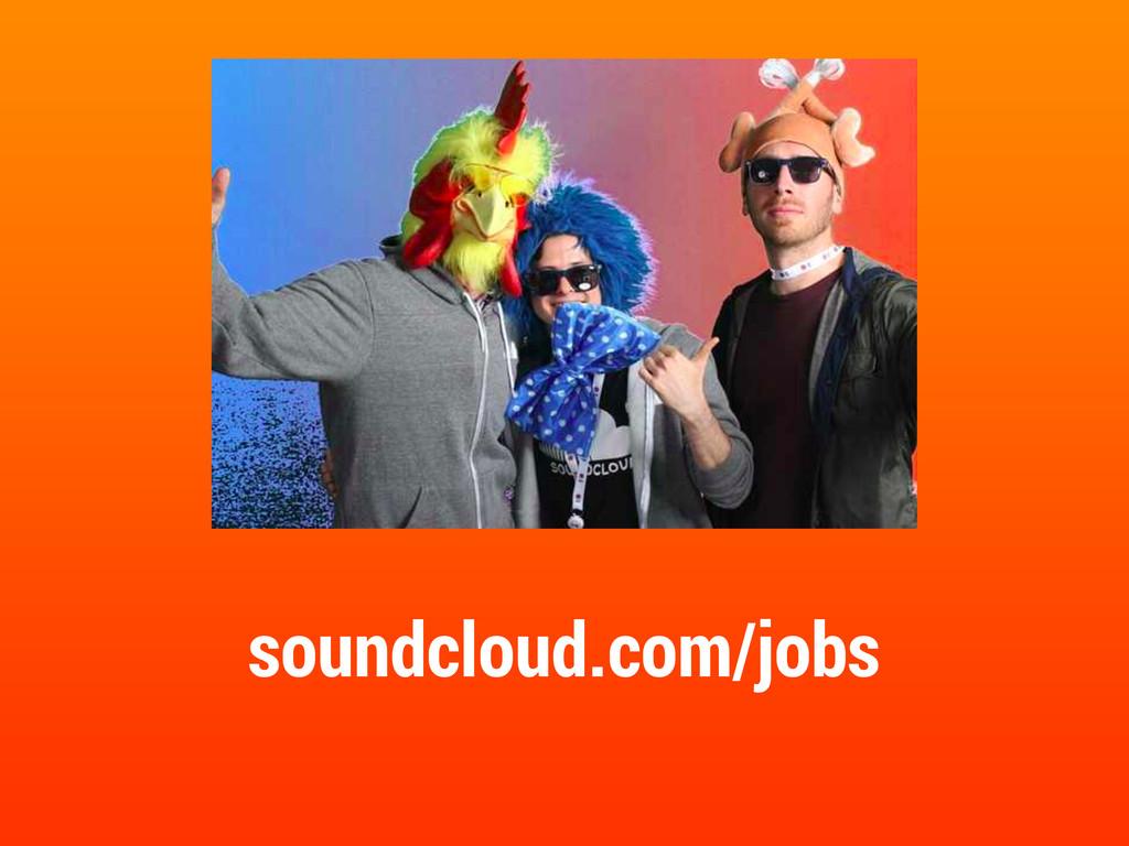 soundcloud.com/jobs