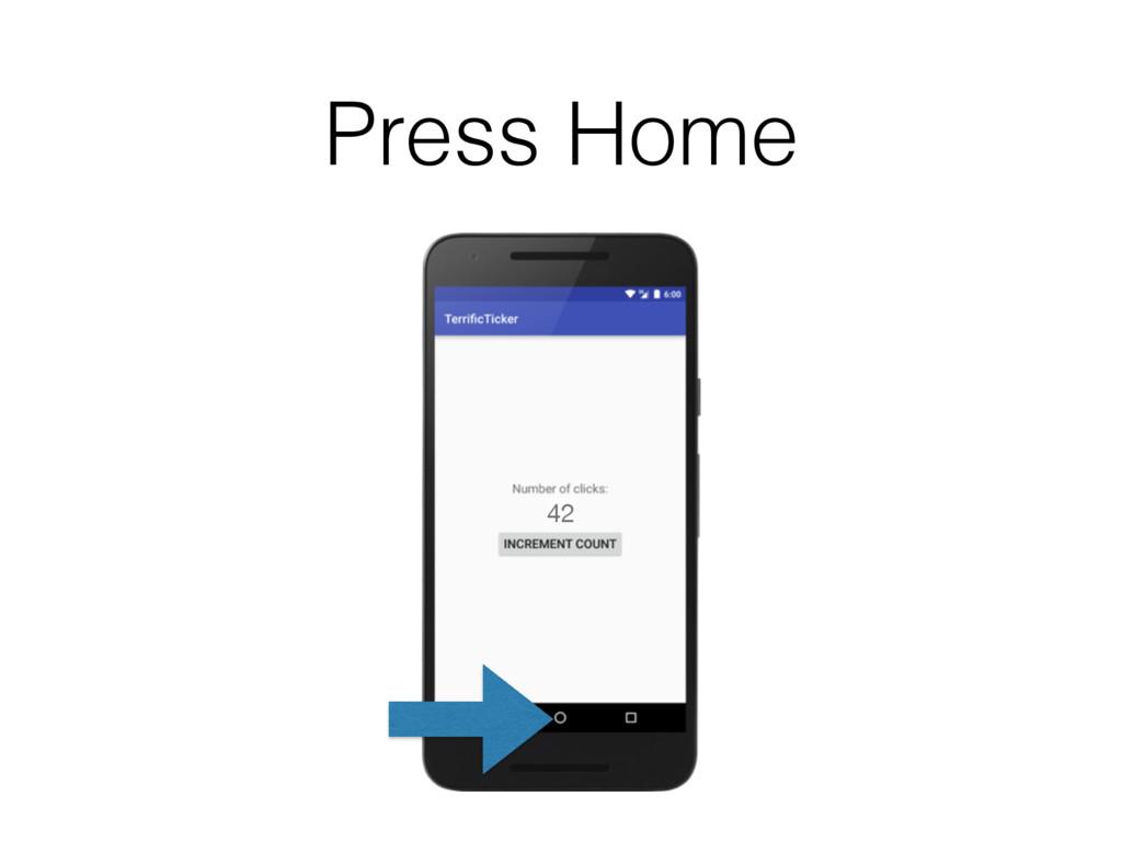 Press Home 42