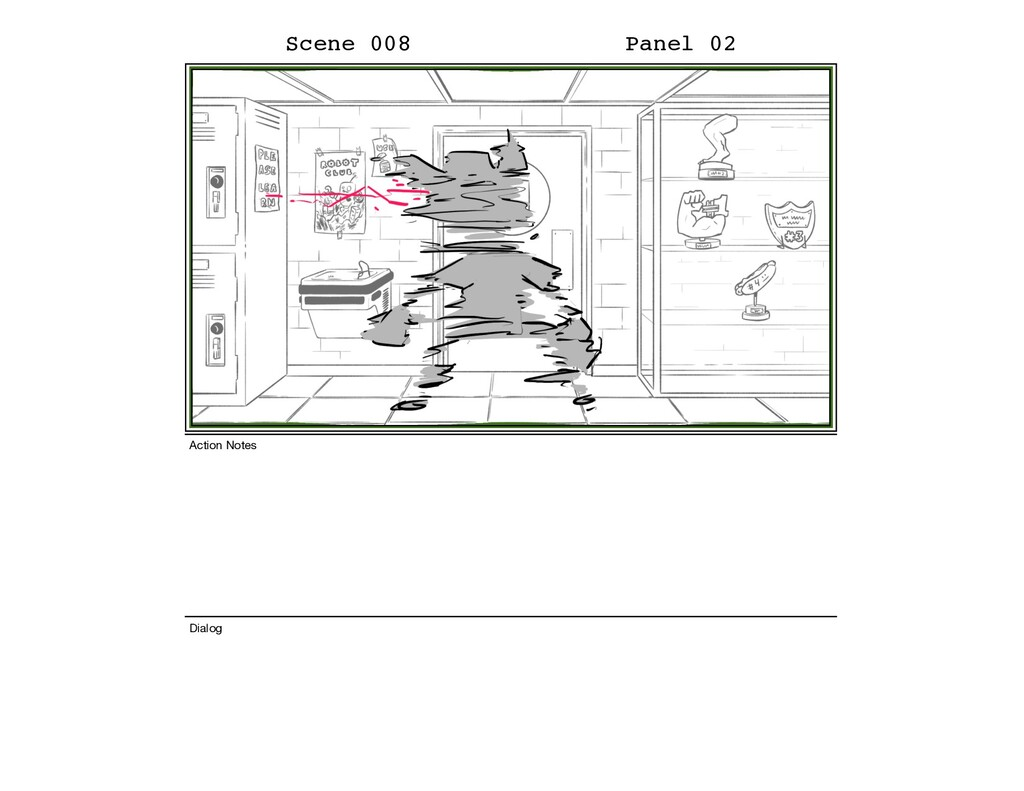 Scene 008 Panel 02 Dialog Action Notes