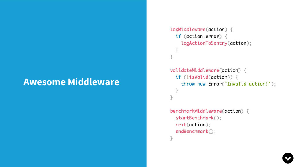 Awesome Middleware