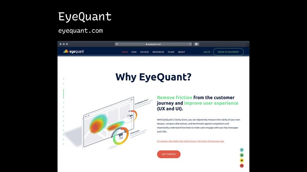 EyeQuant eyequant.com