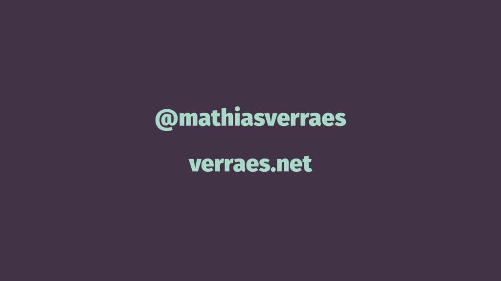 @mathiasverraes verraes.net