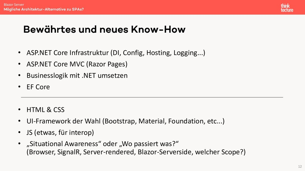12 • ASP.NET Core Infrastruktur (DI, Config, Ho...