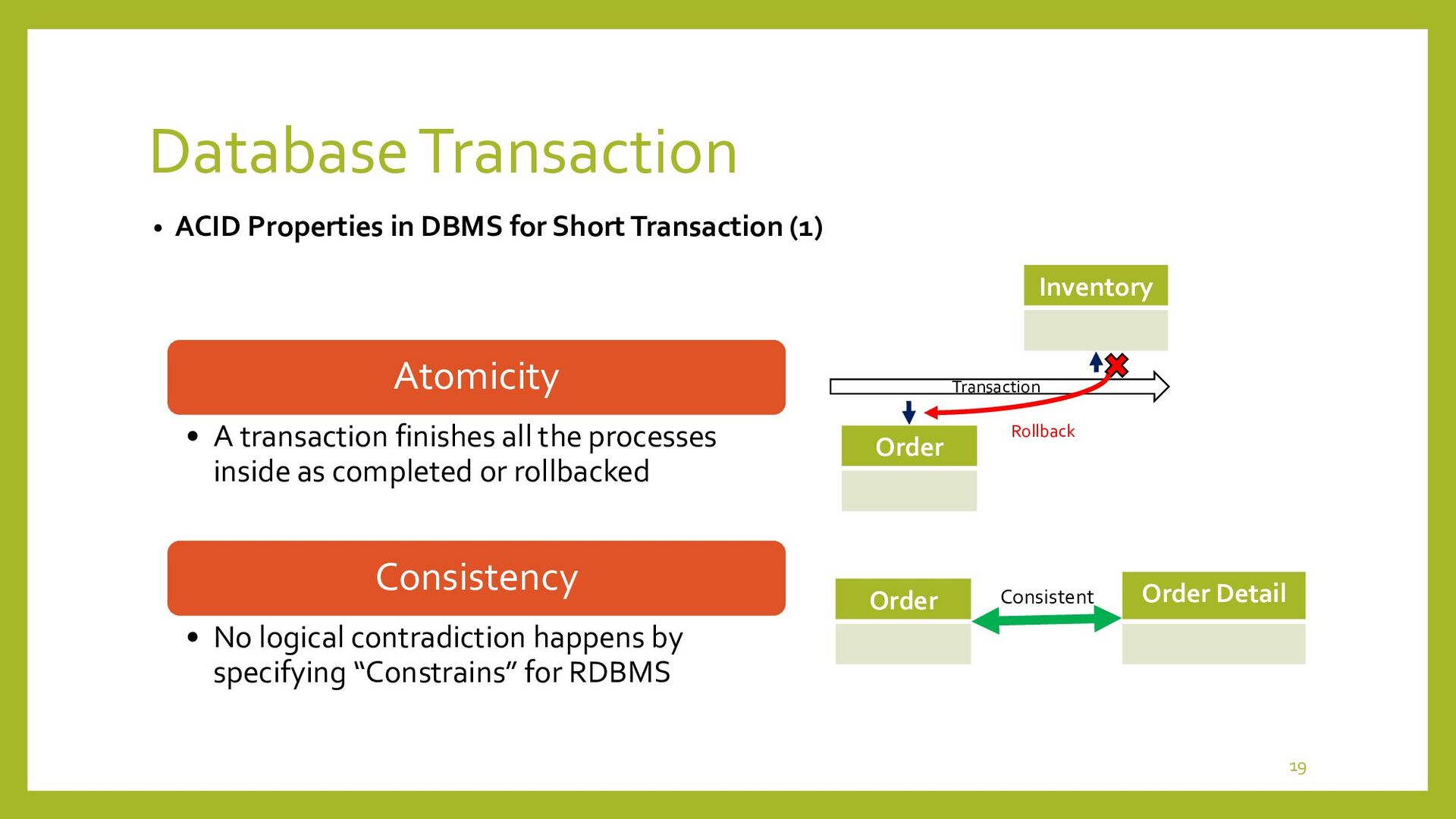 Database Transaction • ACID Properties in DBMS ...