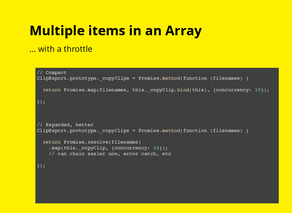 Multiple items in an Array Multiple items in an...