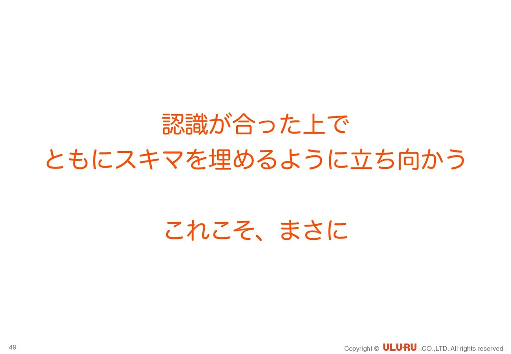 Copyright © ɹ .CO.,LTD. All rights reserved. 49...
