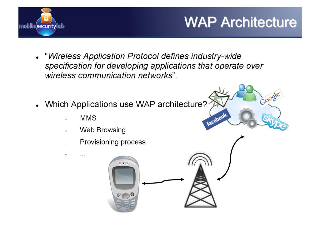 " ""Wireless Application Protocol defines indus..."