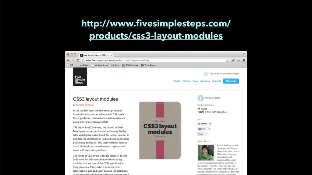http://www.fivesimplesteps.com/ products/css3-la...