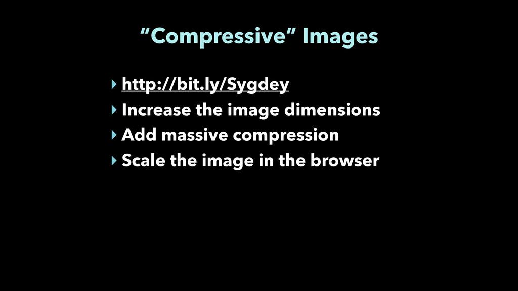 """Compressive"" Images ‣ http://bit.ly/Sygdey ‣ I..."