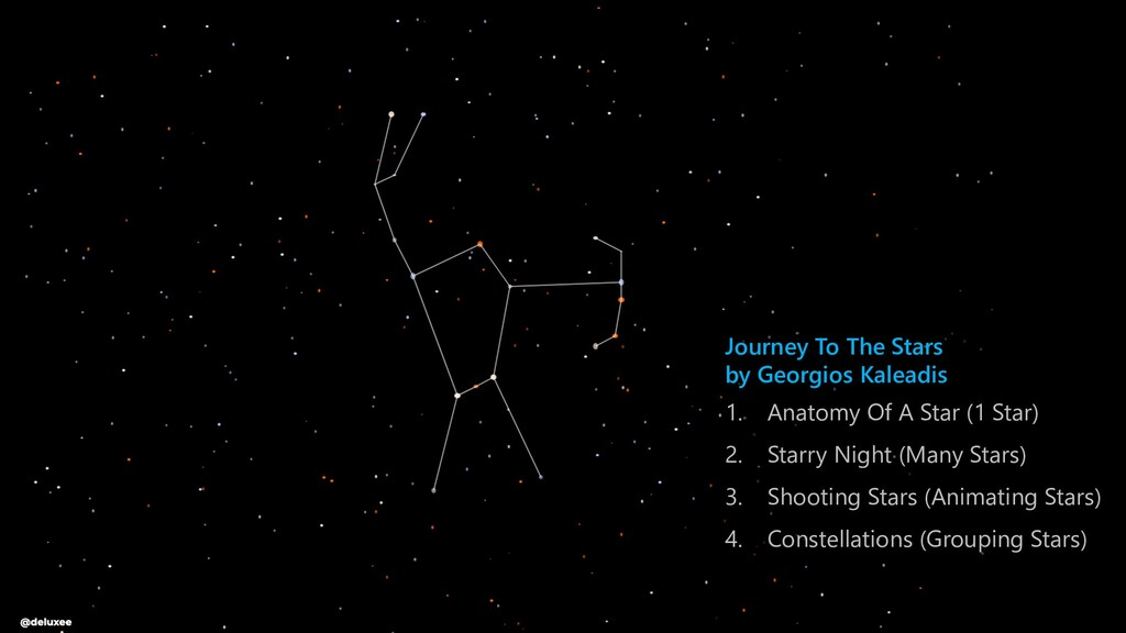 Journey To The Stars by Georgios Kaleadis 1. An...