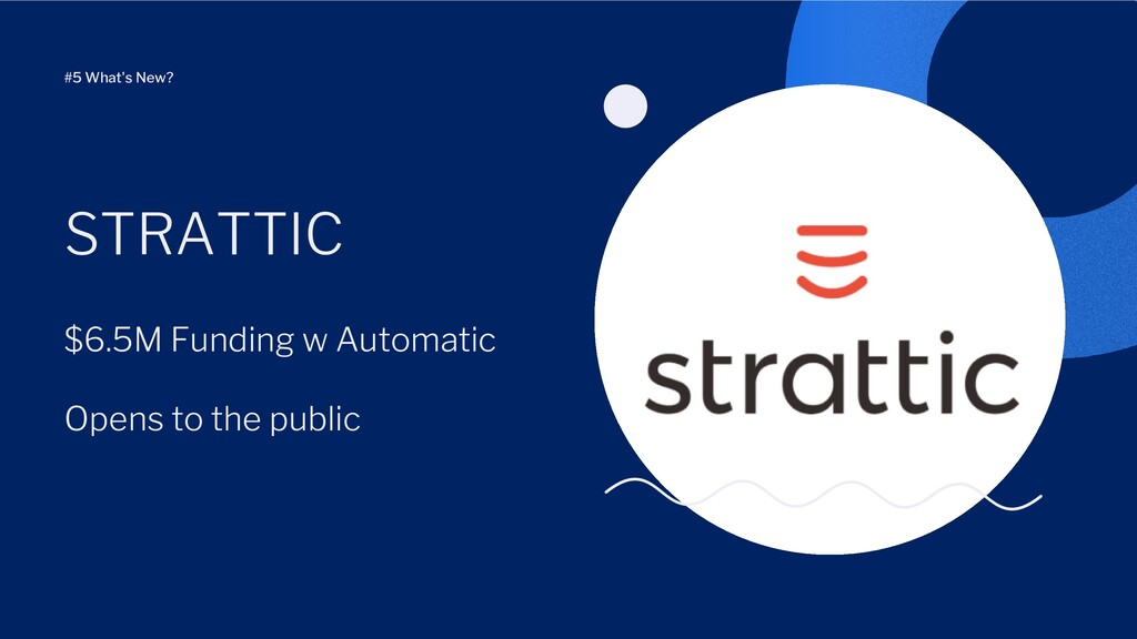 $6.5M Funding w Automatic Opens to the public S...