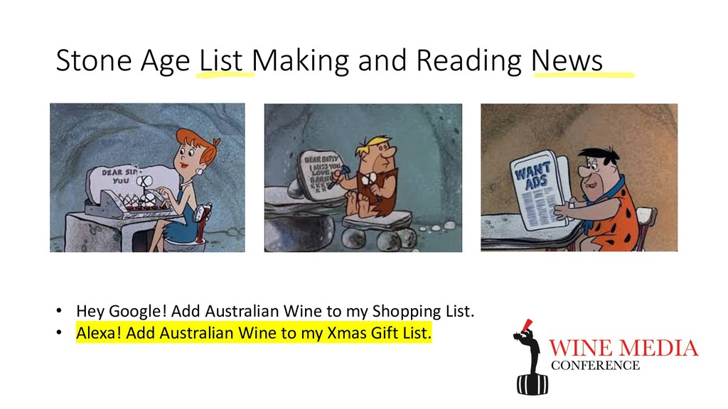 Stone Age List Making and Reading News • Hey Go...