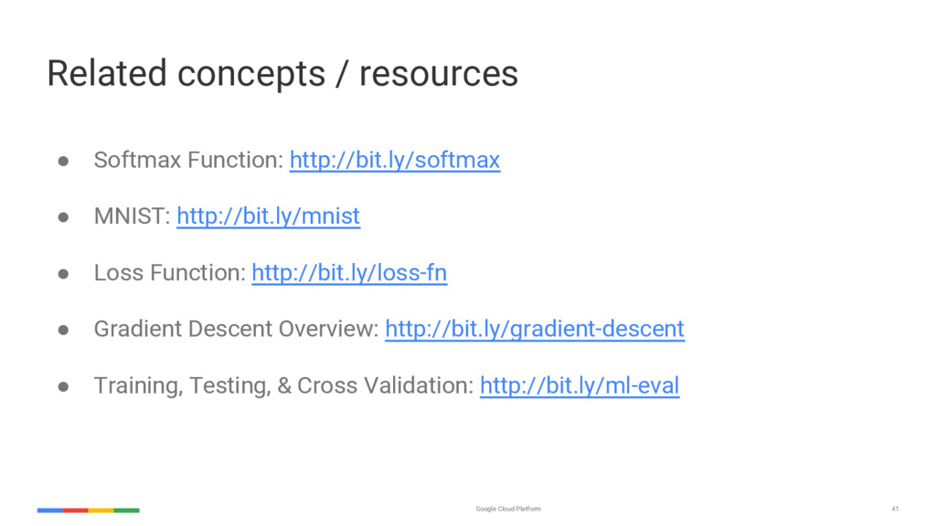 Google Cloud Platform 41 Related concepts / res...