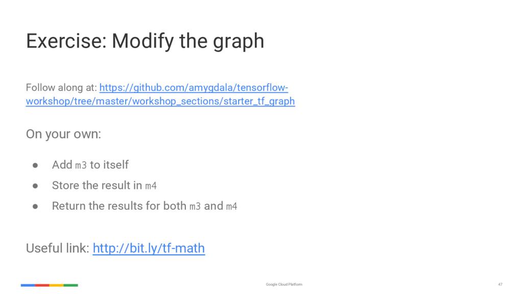Google Cloud Platform 47 Follow along at: https...