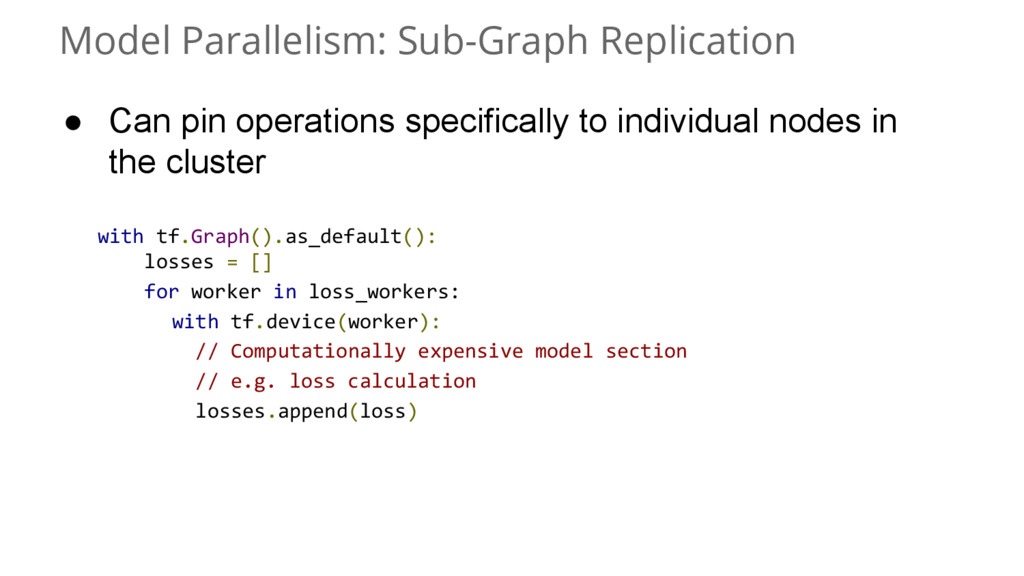 Model Parallelism: Sub-Graph Replication with t...