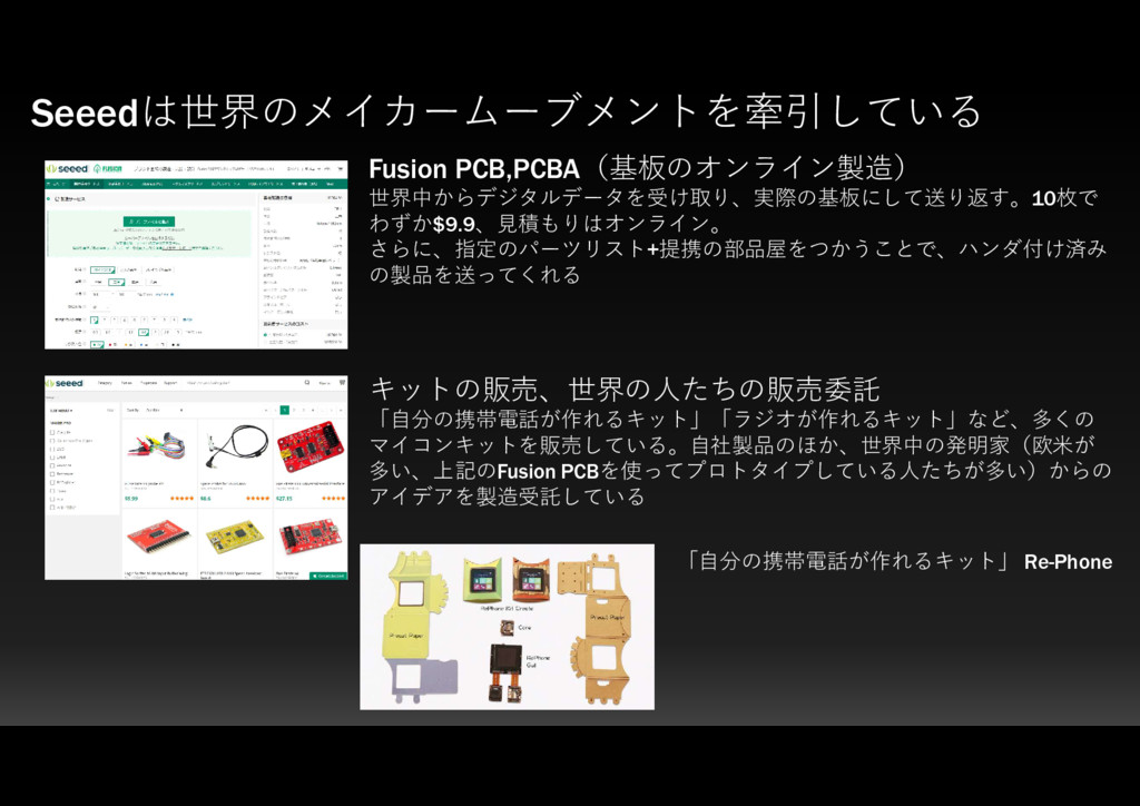Fusion PCB,PCBA(基板のオンライン製造) 世界中からデジタルデータを受け取り、実...