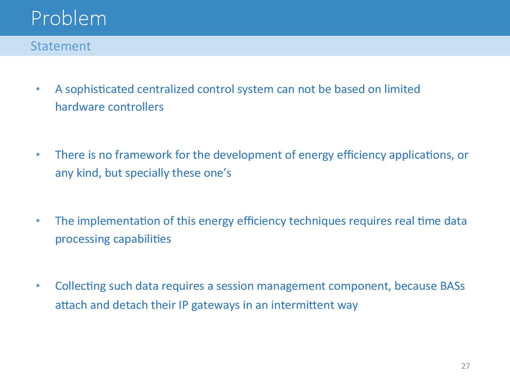 Problem 27   Statement  • A sophisAc...