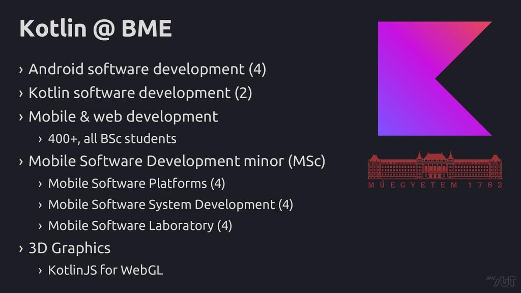 Kotlin @ BME › Android software development (4)...