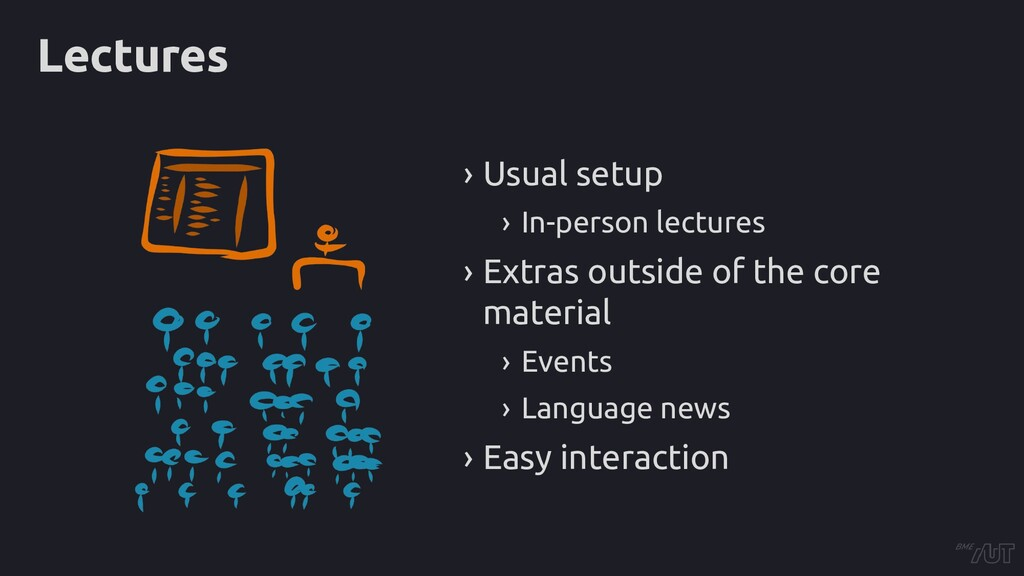 Lectures › Usual setup › In-person lectures › E...