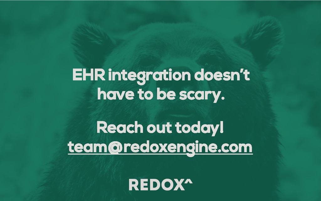 EHR integration doesn't have to be scary. Reach...