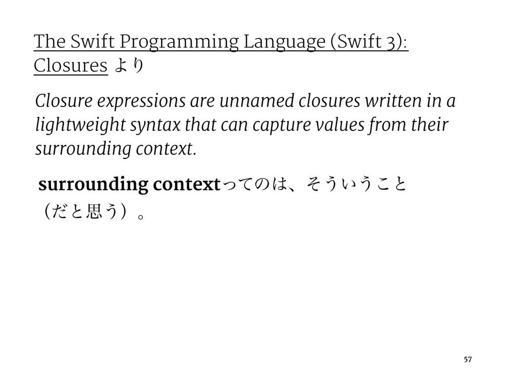 The Swift Programming Language (Swift 3): Closu...