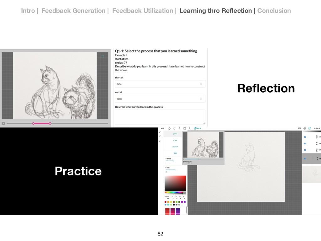 Reflection Practice !82 Intro | Feedback Generat...