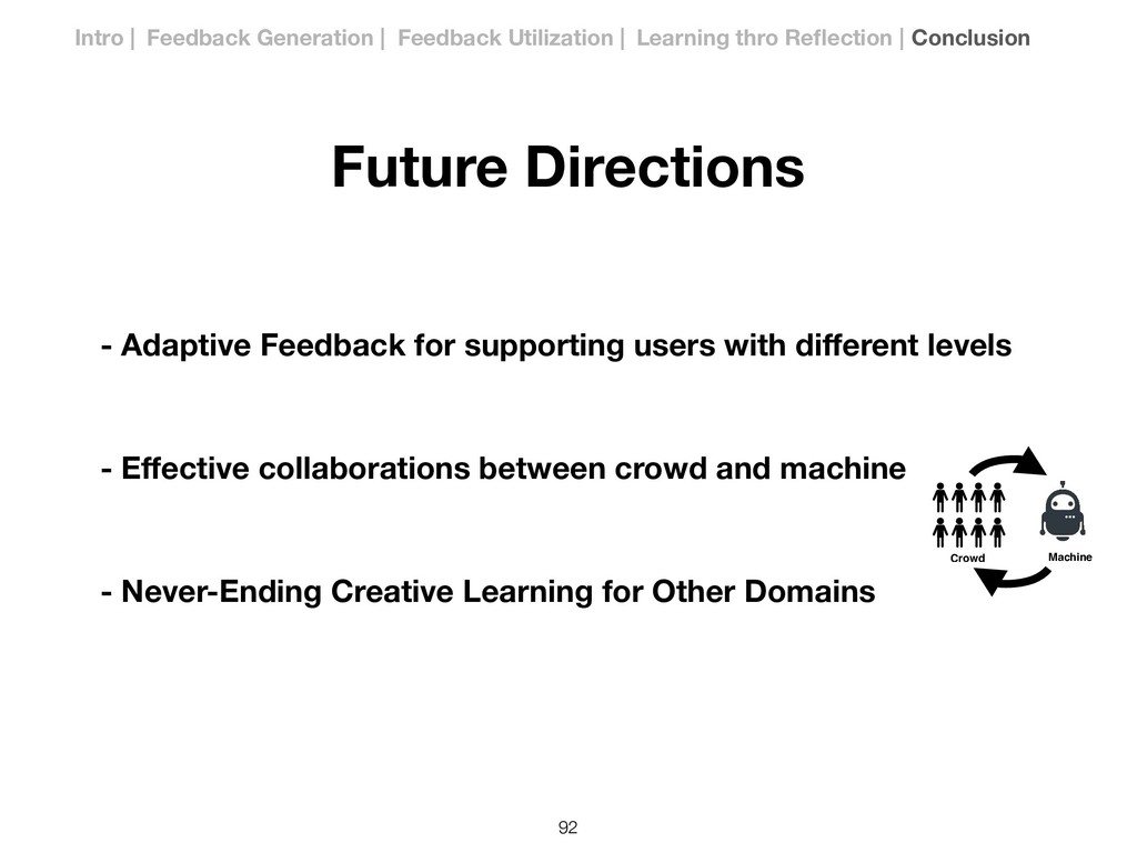 Future Directions - Effective collaborations bet...
